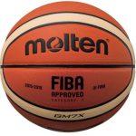 Molten X-Series IndoorOutdoor Basketball, FIBA Approved – BGMX
