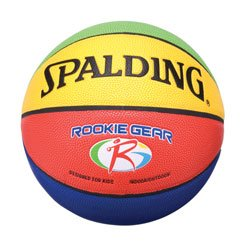 Spalding Rookie Gear IndoorOutdoor Composite 27.5 Youth Basketball