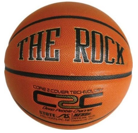 This image has an empty alt attribute; its file name is The-Rock-Basketball-Official-Mens.jpg