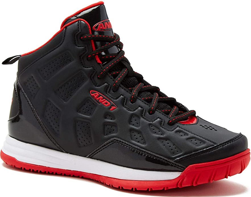 AND1 Kids Basketball Shoes