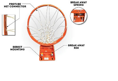 Best Wall Mount Basketball Hoop 14