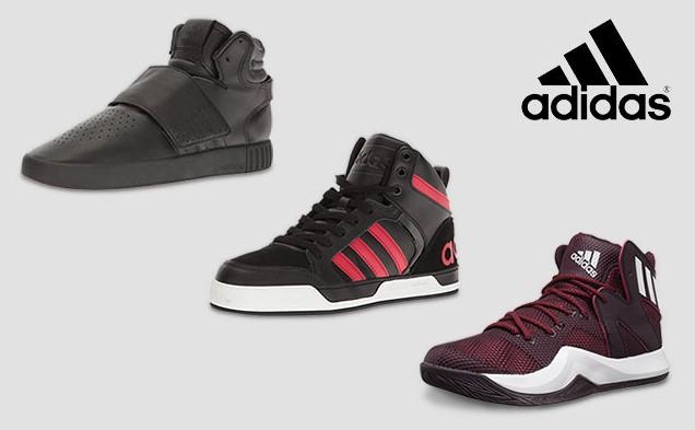 Adidas basketball shoe brand