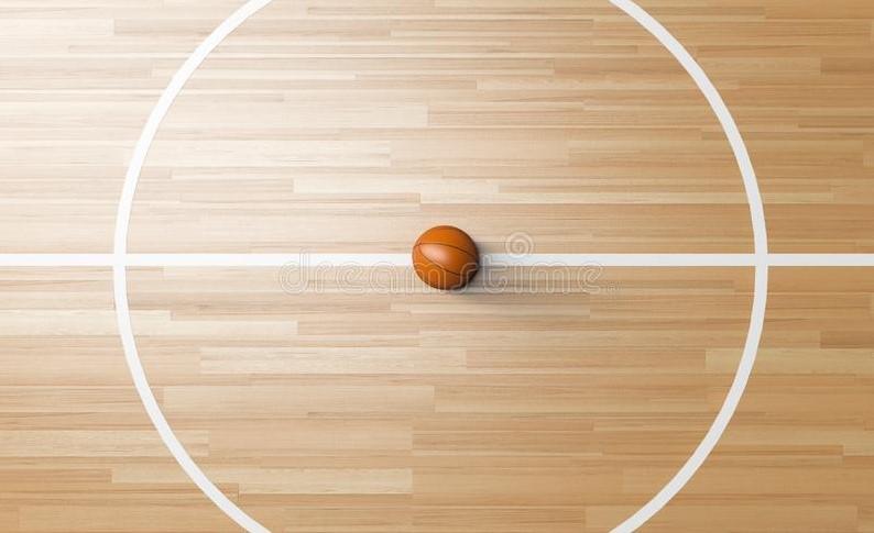 basketball Center Circle