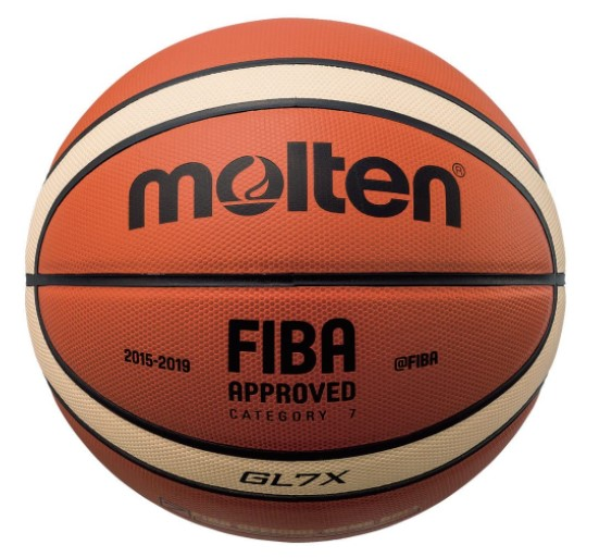Molten X-Series Leather Basketball