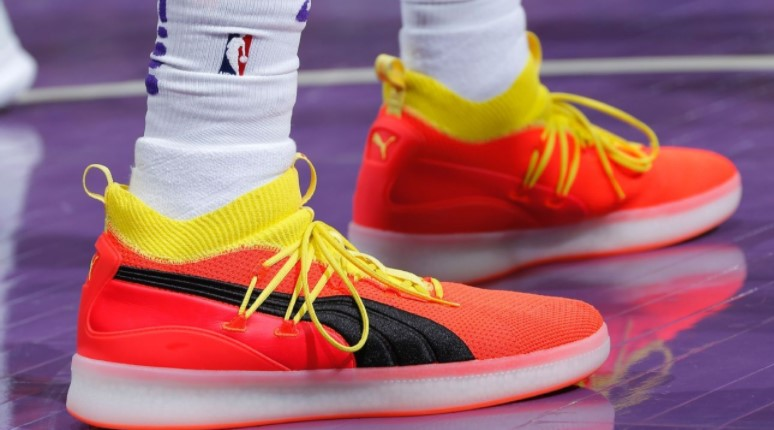 puma basketball shoe brand