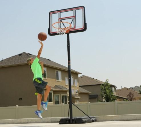 Lifetime 1269 Adjustable Basketball Backboard Review