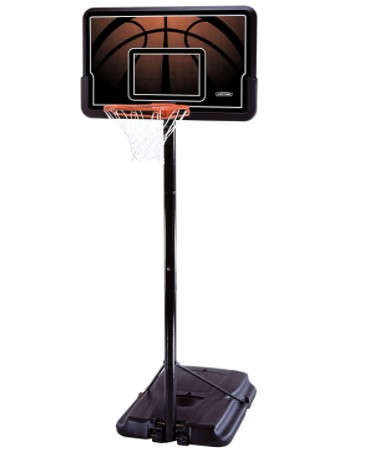 Lifetime 90040 Adjustable Basketball Backboard Review