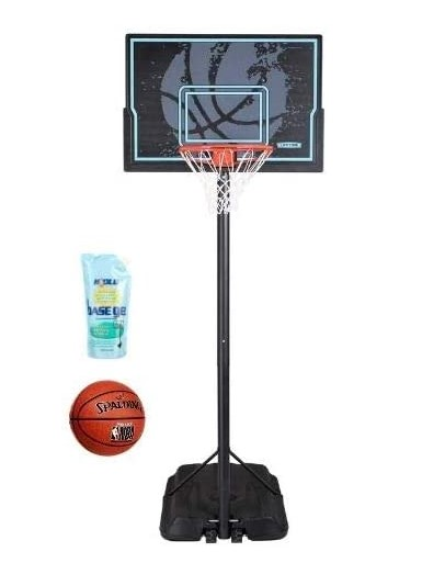 Lifetime 90073 Pro Court Height Adjustable Portable Basketball System Review