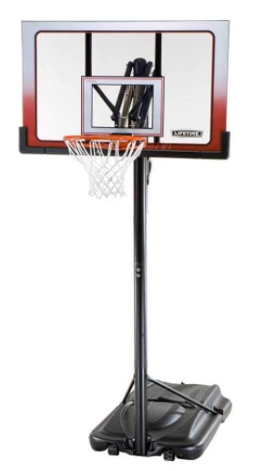 Lifetime Adjustable Basketball 54 Inch Polycarbonate Review
