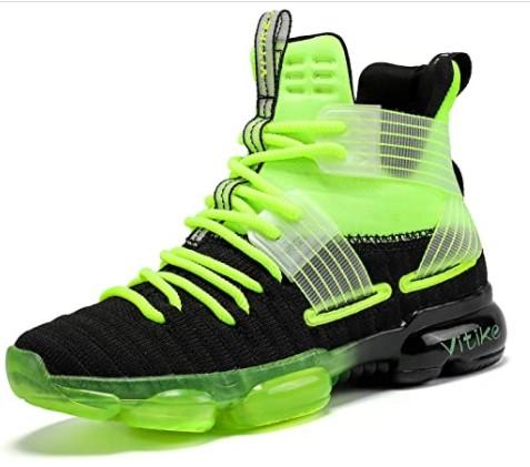 JMFCHI FASHION Boys Basketball Shoes