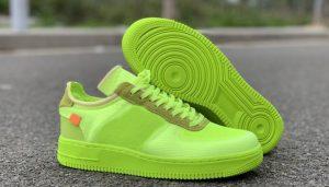 best green basketball shoes