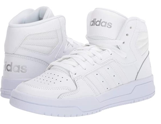 Adidas Entrap Mid White Review