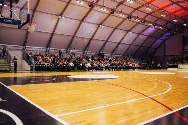 How To Build An Indoor Basketball Court