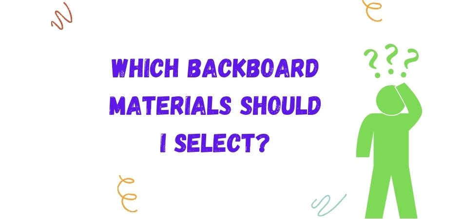 Which Backboard Materials Should I Select?