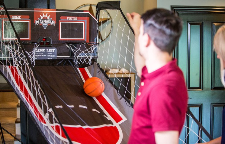 15 Best Basketball Arcade Game Reviews In 2022