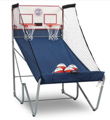 Pop-A-shot official basketball arcade game