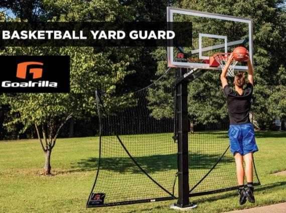 Goalrilla easy fold net system basketball hoop